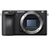 Aparat Foto Mirrorless Sony Alpha A6500 (Negru)