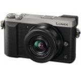 Aparat Foto Mirrorless Panasonic DMC-GX80K, cu Obiectiv 12-32mm, Filmare Ultra HD 4K, 16 MP, Wi-Fi (Negru/Argintiu)