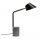 Lampa de birou Desk Concrete Black