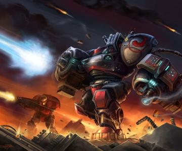 Artwork & Fan Art: 28 de creatii excelente StarCraft 2