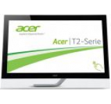 Monitor IPS LED Acer 27inch T272HUL, Touch, WQHD (2560 x 1440), HDMI, DVI, DisplayPort, 5 ms, Boxe (Negru)