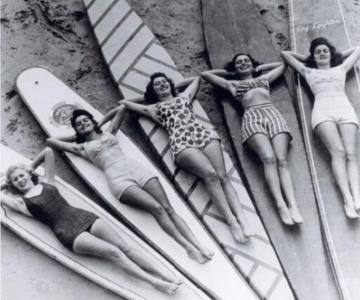 Melancolia trecutului, intr-un set de poze retro superbe
