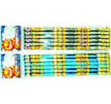 Creioane HB Garfield - set 6 bucati