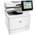 Multifunctional HP Color LaserJet Enterprise Flow MFP M577f, laser color, A4, Fax, 38 ppm, Duplex, ADF, Retea, ePrint