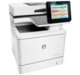 Multifunctional HP Color LaserJet Enterprise Flow MFP M577f, laser color, A4, Fax, 38 ppm, Duplex, ADF, Retea, ePrint