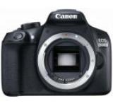 Aparat Foto D-SLR Canon EOS 1300D Body, 18 MP, Ecran 3inch LCD, Filmare Full HD (Negru)