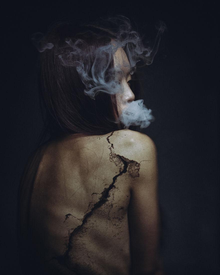 Trupuri fracturate, in poze impresionante - Poza 6