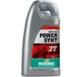 Ulei motor Motorex Power Synt, 1L, Full-Sintetic, pentru motociclete supersport