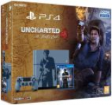 Consola Sony PlayStation 4 1TB + Uncharted 4: A Thief's End Limited Edition