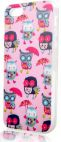 Protectie spate Procell Silicon pentru iPhone 5/5S