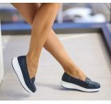 Pantofi Casual Belga Albastri