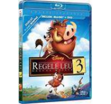Regele Leu 3: Hakuna Matata - BD si DVD