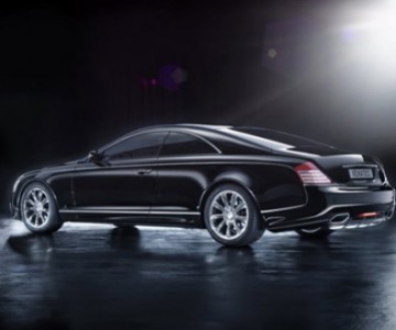 Neoficial, dar la vanzare - Maybach 57S Coupe!