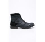 Steve Madden - Pantofi negru 4930-OBM09O