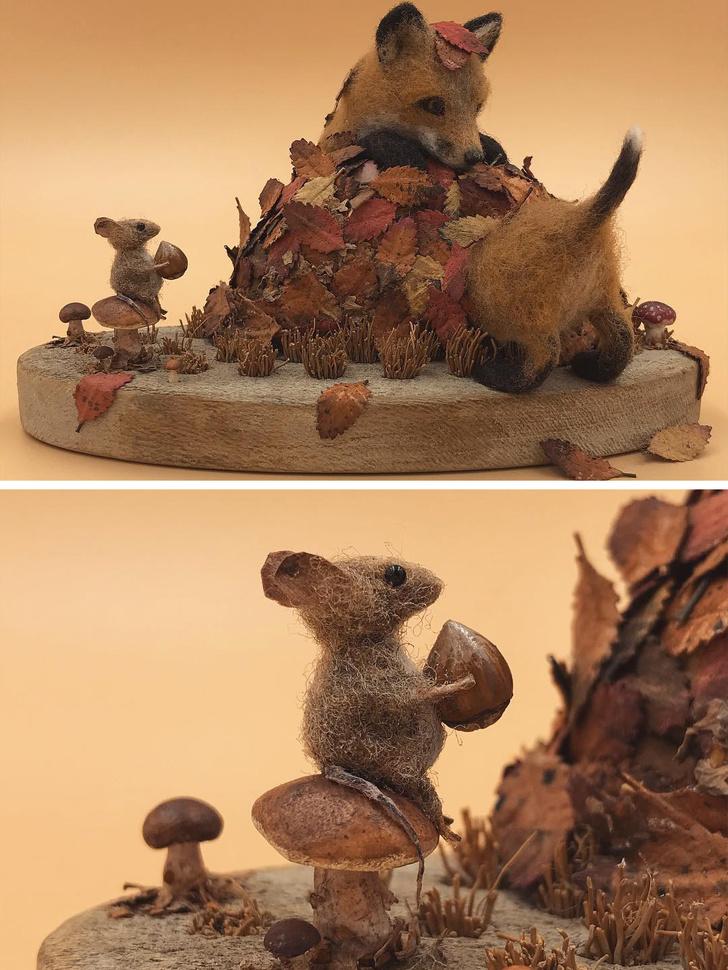 Povesti cu perii vechi si animale simpatice, de Simon Brown - Poza 10