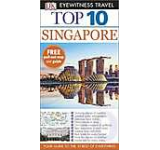 Eyewitness Top 10 Travel Guide: Singapore - English version
