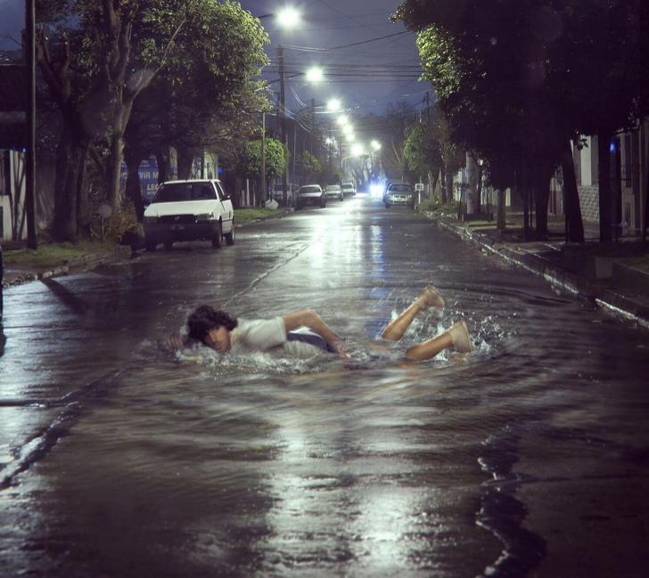O realitate distorsionata, in poze care ne pun pe ganduri - Poza 13