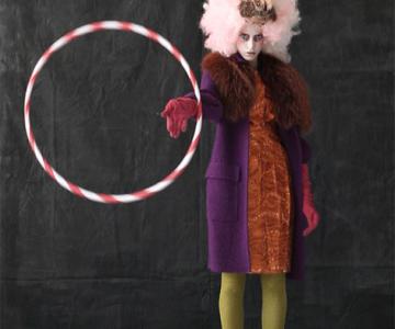 Moda si circ: O ciudatenie de spectacol vestimentar