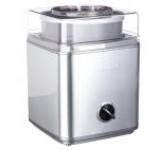 Masina de inghetata Cuisinart ICE30BCE, 2l , 35W (Argintiu)