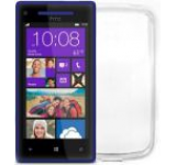 Husa Cellularline PREMIEREC8X pentru HTC Windows 8X (Transparenta)