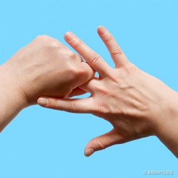 Reechilibrarea organismului prin masarea degetelor - Poza 3