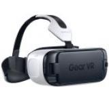 Ochelari virtuali Samsung Gear VR Innovator Edition R321, Bluetooth, pentru Samsung Galaxy S6,S6 Edge (Negru/Alb)