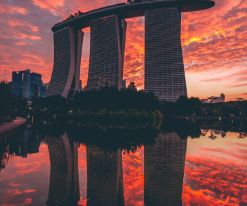 Unicitate si grandoare: Singapore, intr-un pictorial superb