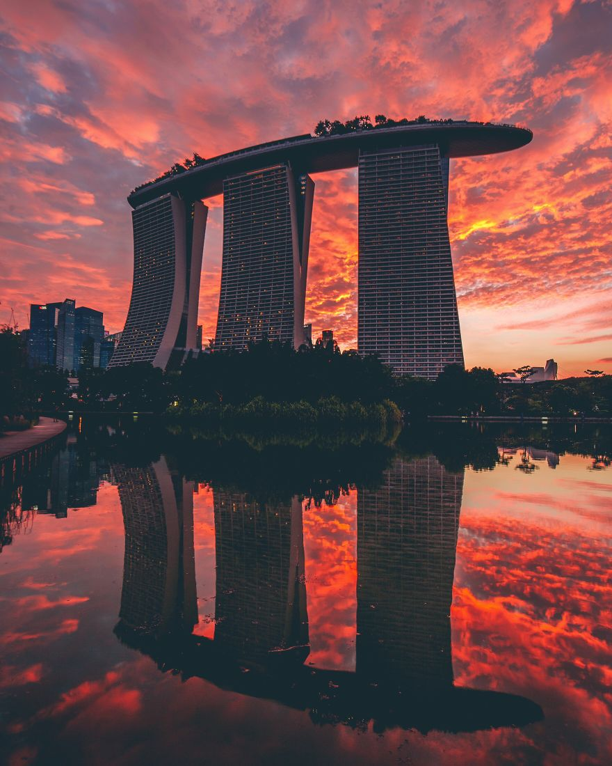 Unicitate si grandoare: Singapore, intr-un pictorial superb - Poza 1