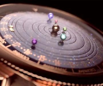 Ceasul cu sistem solar la purtator