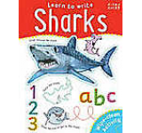 Learn to Write Sharks