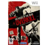 SEGA The House of the Dead: Overkill (Wii)