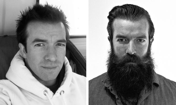 15+ Imagini care dovedesc ca barba te face alt om - Poza 9