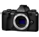 Aparat Foto Mirrorless Olympus E-M5II, Body, 16 MP, Filmare Full HD (Negru)