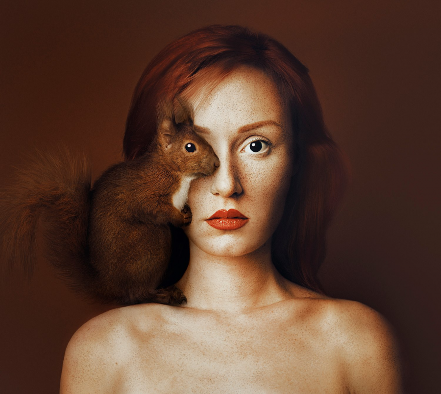 Ferocitate si gingasie: Dualitatea privirii feminine - Poza 9