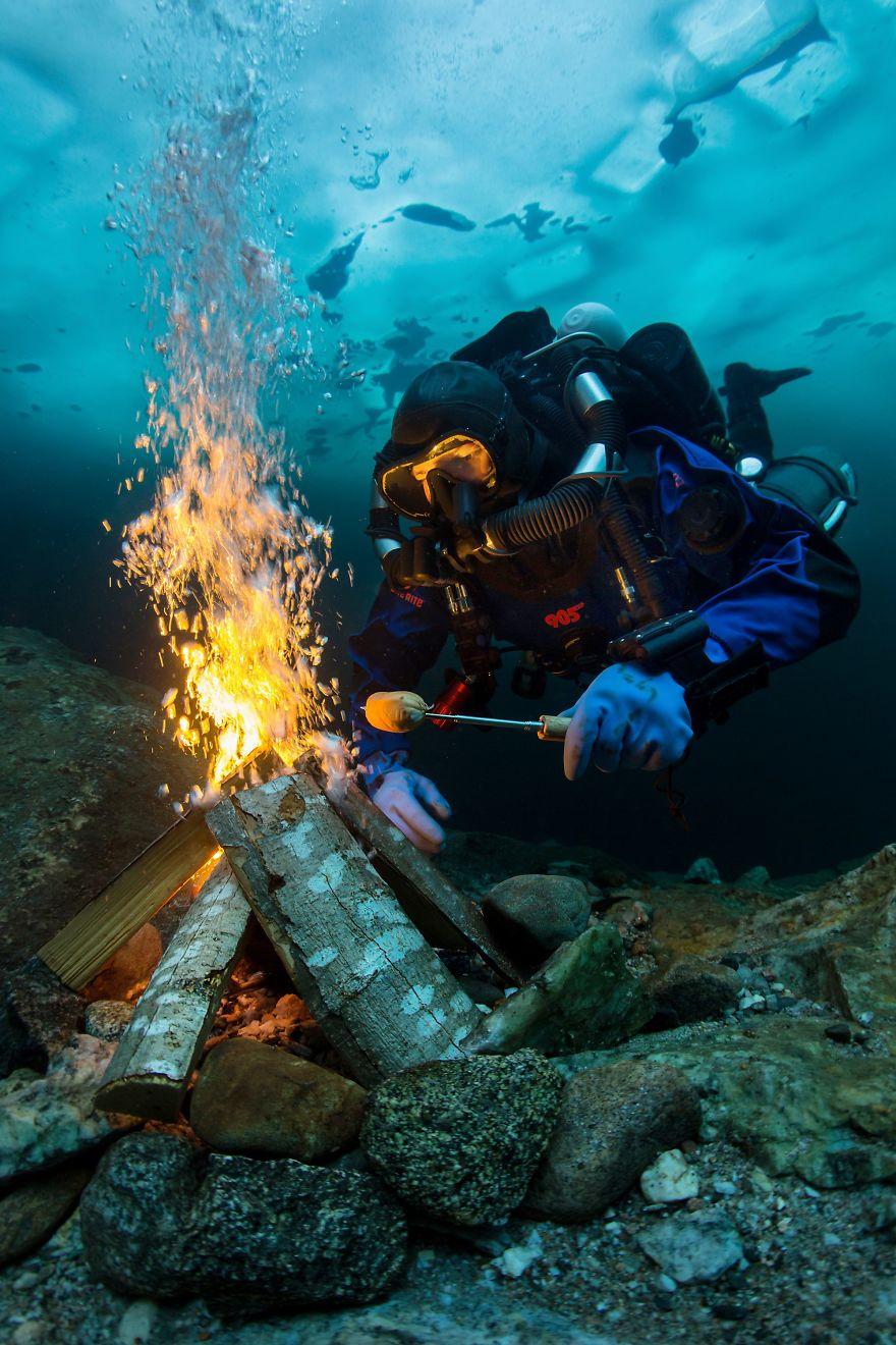 Fotografii superbe din uimitoarea lume subacvatica - Poza 14