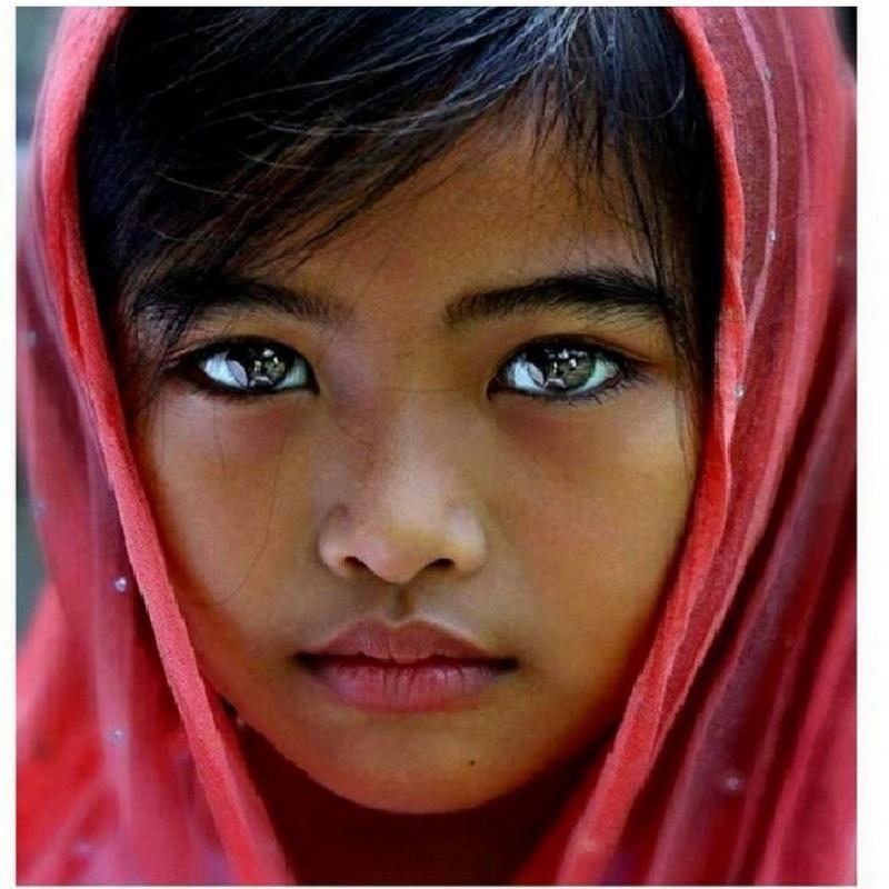 Cei mai frumosi ochi din lume, in poze hipnotizante - Poza 9