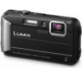 Aparat Foto Digital Panasonic DMC-FT30EP-K, 16.1 MP, 1/2.3inch CCD, Filmare HD, Zoom Optic 4x (Negru)