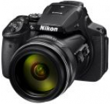Aparat Foto Digital NIKON COOLPIX P900 (Negru), Filmare Full HD, 16MP, Zoom Optic 83x, GPS, Wi-Fi, NFC