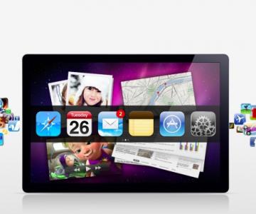 Apple iTablet?