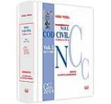 Noul cod civil adnotat cu doctrina si jurisprudenta editia II. Vol. I (art. 1-1163)