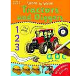 Tractors and Diggers (Learn to Write)