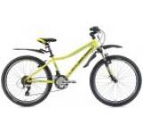 Bicicleta Leader Fox Capitan Boy 2016, Cadru 13inch, Roti 24inch (Verde)