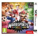 Joc Nintendo MARIO SPORTS SUPERSTARS & 1 AMIIBO CARD pentru 3DS