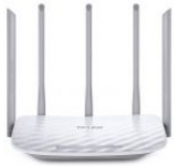 Router Wireless TP-LINK Archer C60, Dual Band, 1350 Mbps, 5 Antene externe (Alb)