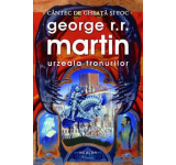 George R.R. Martin - Urzeala tronurilor, Cantec de gheata si foc, Vol. 1