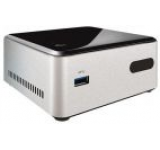 Barebone Intel NUC (Next Unit of Computing) Forest Canyon (Intel Celeron N2820, Haswell, No RAM, No HDD, suport 2.5inch HDD/SSD, Intel HD Graphics, USB 3.0, HDMI)