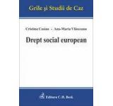 Drept social european