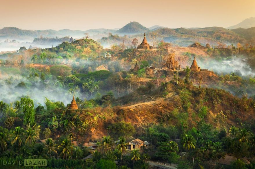 Myanmar - O calatorie plina de lumina, cu David Lazar - Poza 1