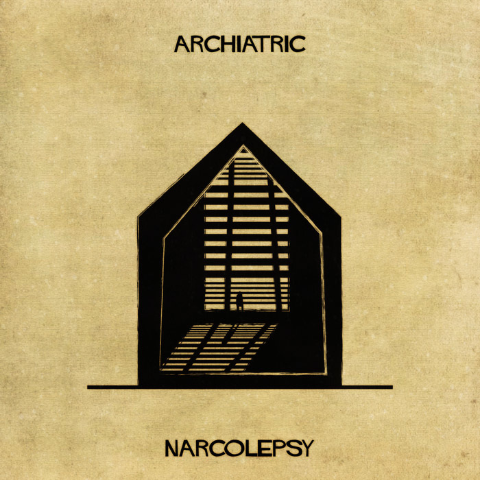 Afectiunile mentale explicate cu ajutorul arhitecturii - Poza 15