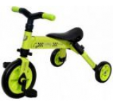 Tricicleta copii DHS 2 in 1 B-Trike (Verde)